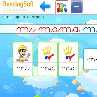Aplicación Aprender a Leer. Curso Completo