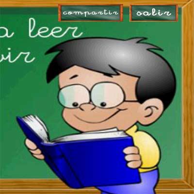 Aplicación Aprender a leer y escribir
