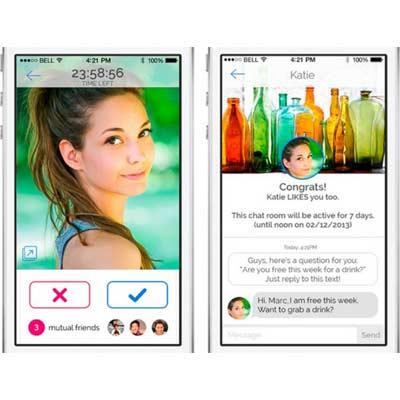 Aplicación para ligar CMB Dating
