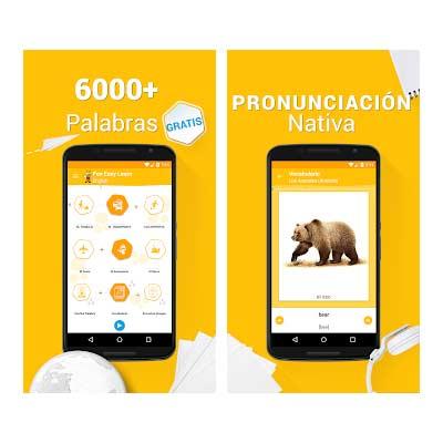 Aplicación Fun Easy Learn English