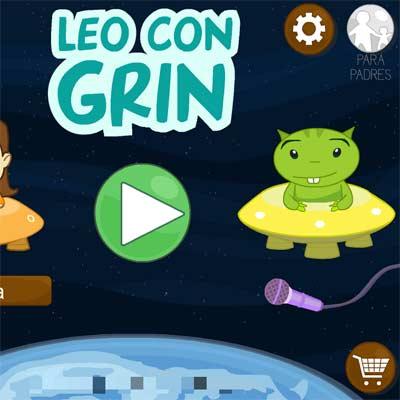 Aplicación Leo con Grin