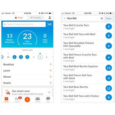 Descargar aplicación Weight Watchers