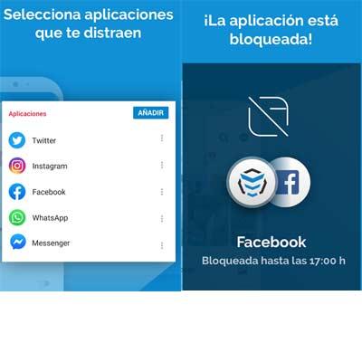 Aplicación AppBlock