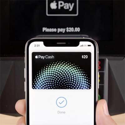Aplicación Apple Pay