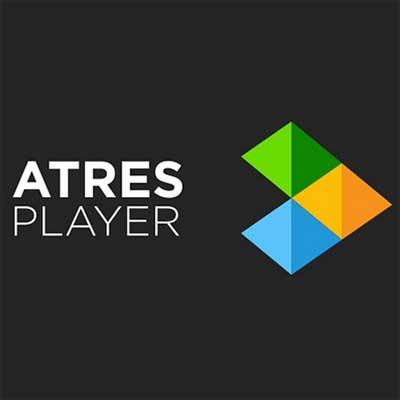 Aplicación AtresPlayer