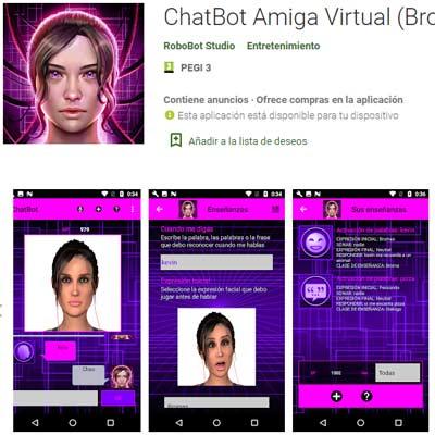 Aplicación ChatBot
