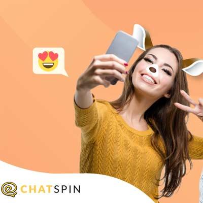 Aplicación Chatspin