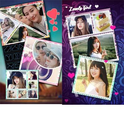 Aplicación Collage de imágenes