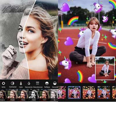 Aplicación Editor de Fotos - Foto Collage