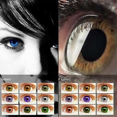 Aplicación Eye Color Changer Real