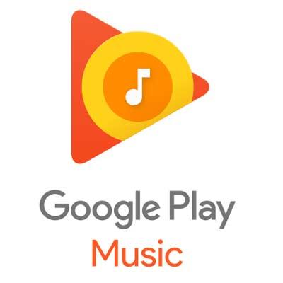 Aplicación Google Play Music