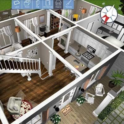 Aplicación Home Design 3D