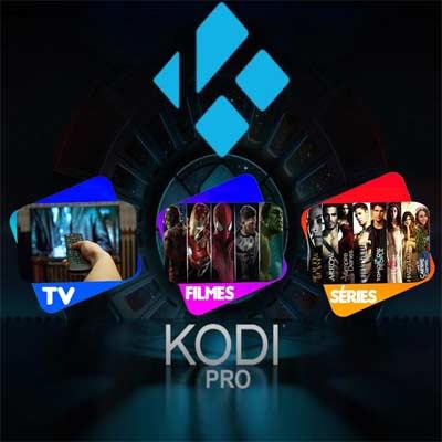 Aplicación Kodi
