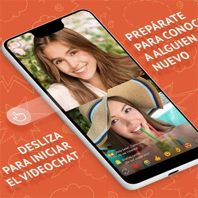 Aplicación OmeTV