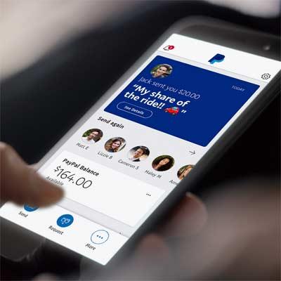 Aplicación PayPal