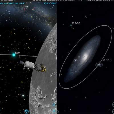 Aplicación SkySafari