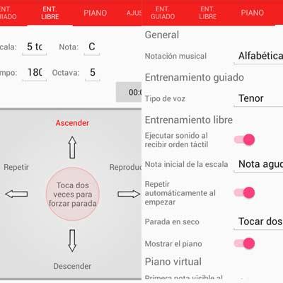 Aplicación Vox Tools