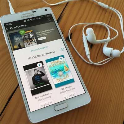 Aplicaciones Audiolibros
