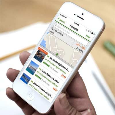 Aplicaciones para Buscar Hoteles
