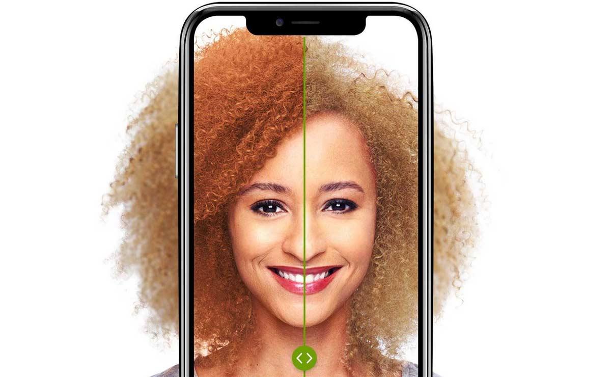 Mejores Aplicaciones para Cambiar Color de Pelo