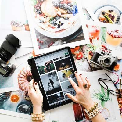 Aplicaciones para hacer Collage de Fotos