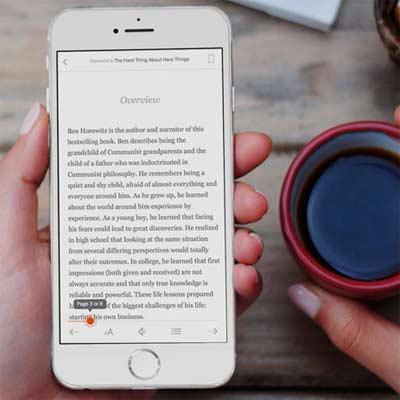 Aplicaciones para leer libros gratis