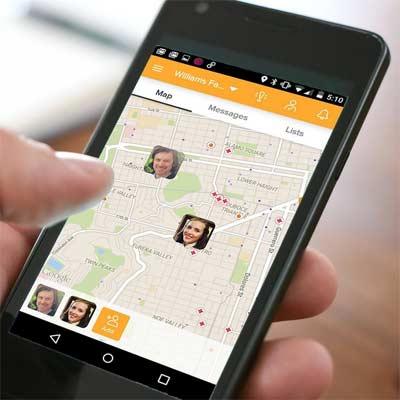 Aplicaciones para localizar un móvil