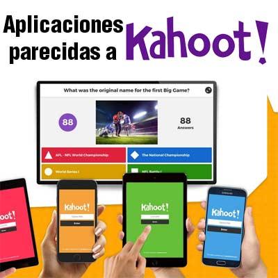 Las mejores Aplicaciones parecidas a Kahoot