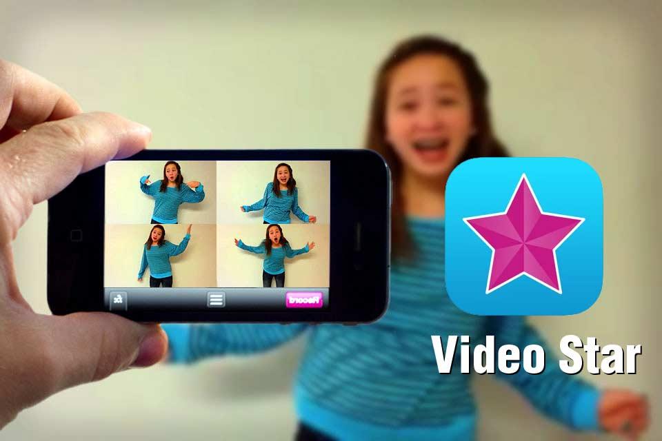 Mejores Aplicaciones parecidas a Video Star