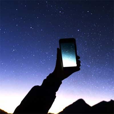 Aplicaciones para ver estrellas