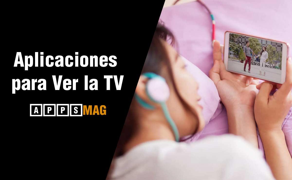 Mejores Aplicaciones para Ver la TV Online