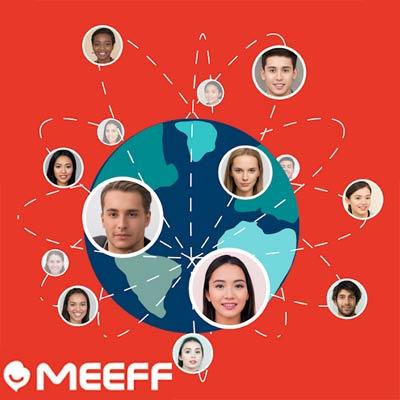 Aplicación Meeff