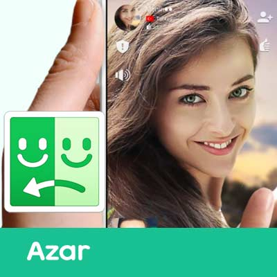Características de Azar App Vídeo Chat