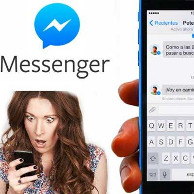 Flychat para espiar Facebook Messenger