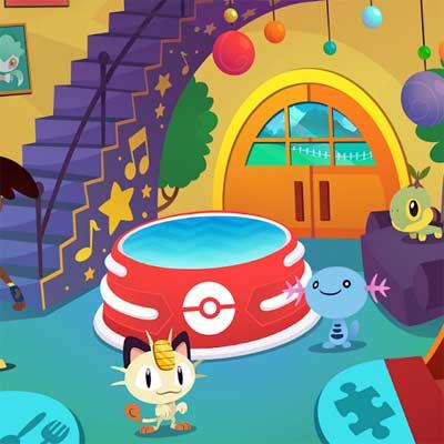 Juego Casa de Juegos Pokémon
