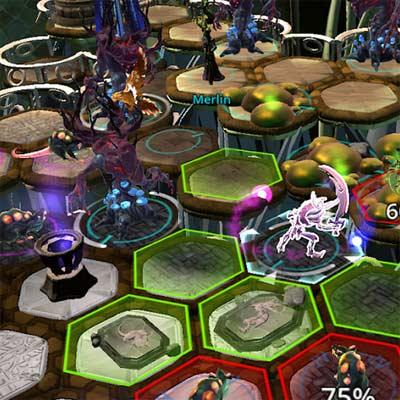 Juego Chaos Reborn - Adventures