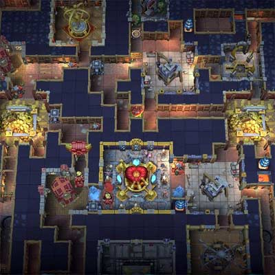 Juego Dungeon Keeper