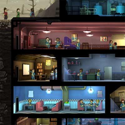 Juego Fallout Shelter