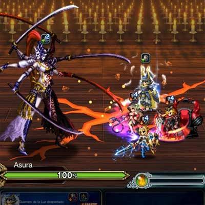 Juego Final Fantasy Brave Exvius