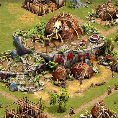 Juegos Forge of Empires