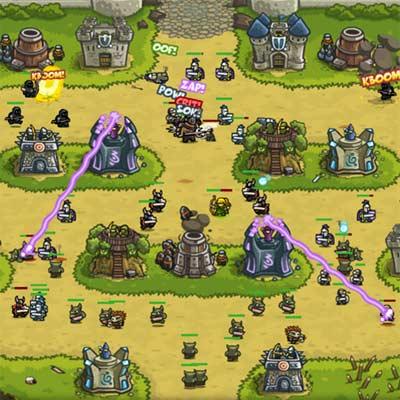 Juegos Serie Kingdom Rush