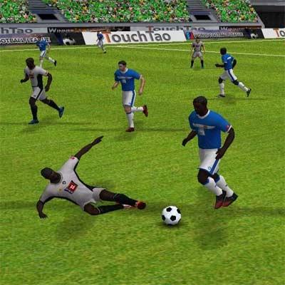 Juego Liga de Fútbol del Mundo