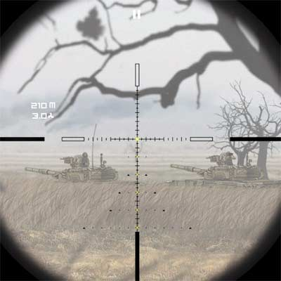Juego Lonewolf - A Sniper Story