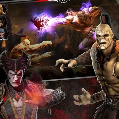 Juego Mortal Kombat