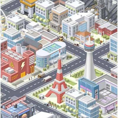 Juegos Pocket City