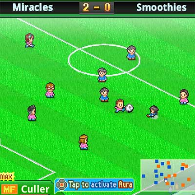 Juego Pocket League Story
