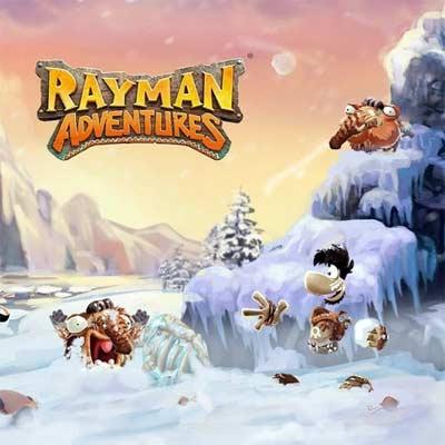 Juego Rayman Adventures