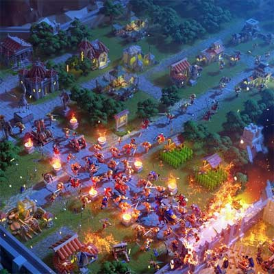 Juego Rise of Kingdoms - Lost Crusade