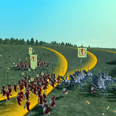 Juego Rome - Total War
