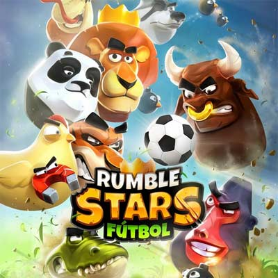 Juego Rumble Stars Fútbol